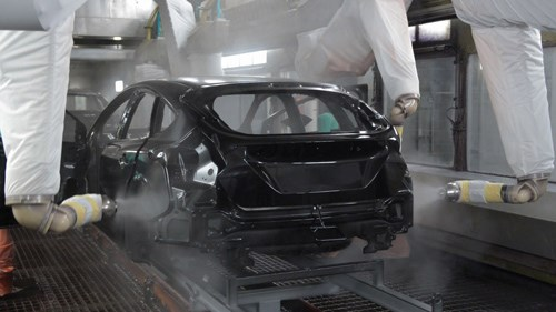 Quality of Air for Automotive Paint Shop