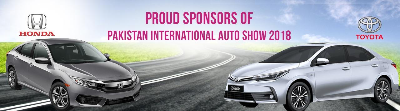 Pakistan Auto Show 2018